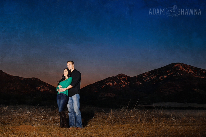 abstract canvas, brenizer method, iron mountain engagement session, lens flare, old poway park engagement session, old train, train