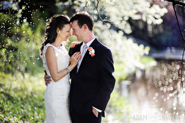 blossom, brenizer method, cherry blossom wedding photo, flash composite, kansas city wedding, kansas wedding, kansas wedding photographer, lenexa wedding